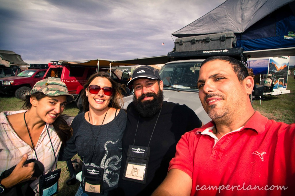 lost road expedition camper clan overland expo 2014